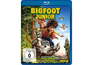 Bigfoot Junior - (3D Blu-ray)