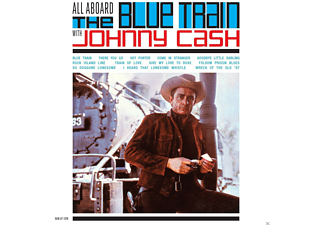 Johnny Cash - All Aboard The Blue Train - (Vinyl)