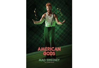 American Gods Poster Mad Sweeney