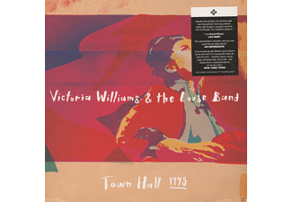 Victoria Williams Featuring The Loose Band - Town Hall 1995 - (Vinyl)