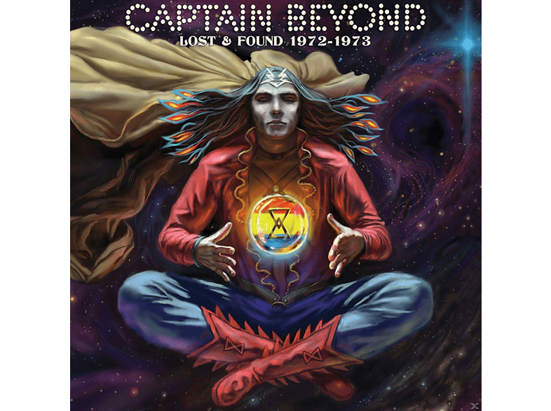 Captain Beyond - Lost & Found 1972-1973 [CD]