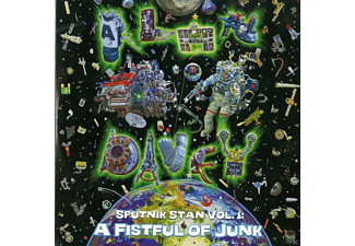 Alan Davey - Sputnik Stan Vol.1: A Fistful of Junk - (CD)