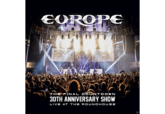 Europe - The Final Countdown 30th Anniversary Show-Live At - (CD + DVD Video)