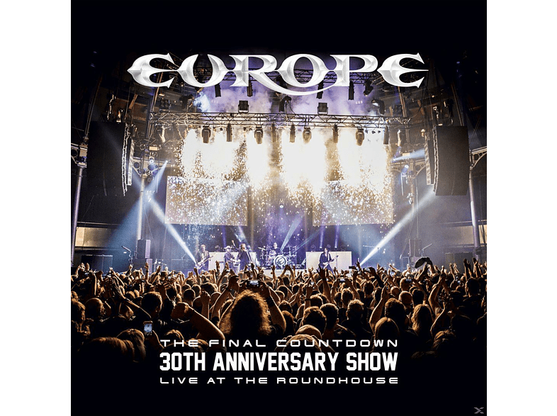 Europe - The Final Countdown 30th Anniversary Show-Live At [CD + DVD Video]