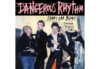 Dangerous Rhythm - STRAY CAT BLUES - (Vinyl)