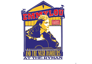Emmylou Harris And The Nash Ramblers - At The Ryman (Live) - (CD)