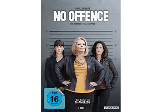 No Offence / 2. Staffel - (DVD)