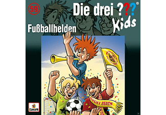 SONY MUSIC ENTERTAINMENT (GER) Die drei ??? Kids 59: Fußballhelden
