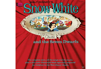 OST/VARIOUS - Magic Mirror: Snow White And The Seven Dwarfs - (Vinyl)