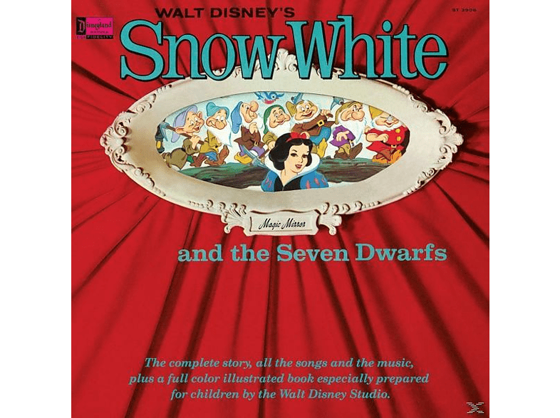 OST/VARIOUS - Magic Mirror: Snow White And The Seven Dwarfs [Vinyl]