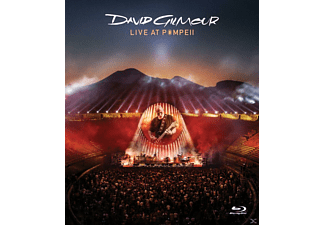 David Gilmour - Live At Pompeii (Deluxe Box) - (CD + Blu-ray + DVD)