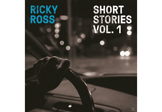 Ricky Ross - Short Stories Vol.1 - (LP + Download)