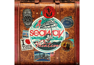 Seaway - Vacation (Ltd.Clear W/Red+Mint Splatter) - (Vinyl)