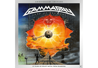Gamma Ray - Land Of The Free (Anniversary Edition) - (CD)