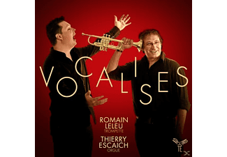 Romain Leleu, Thierry Escaich - VOCALISES - (CD)