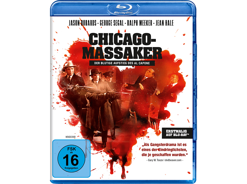 Chicago Massaker [DVD]