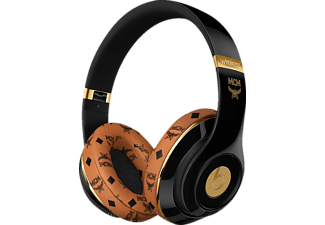 BEATS Studio Special Edition MCM, Over-ear Kopfhörer, Near Field Communication, Headsetfunktion, Bluetooth, Schwarz/Gold