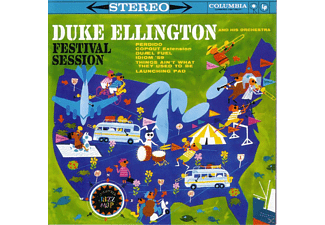 Duke Ellington - Festival Session - (Vinyl)