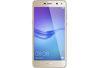 HUAWEI Smartphone Y6 2017 Gold Pack Proximus