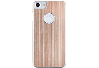 SPADA Brushed Alu Handyhülle, Gold, passend für Apple iPhone 6, iPhone 6s, iPhone 7, iPhone 8