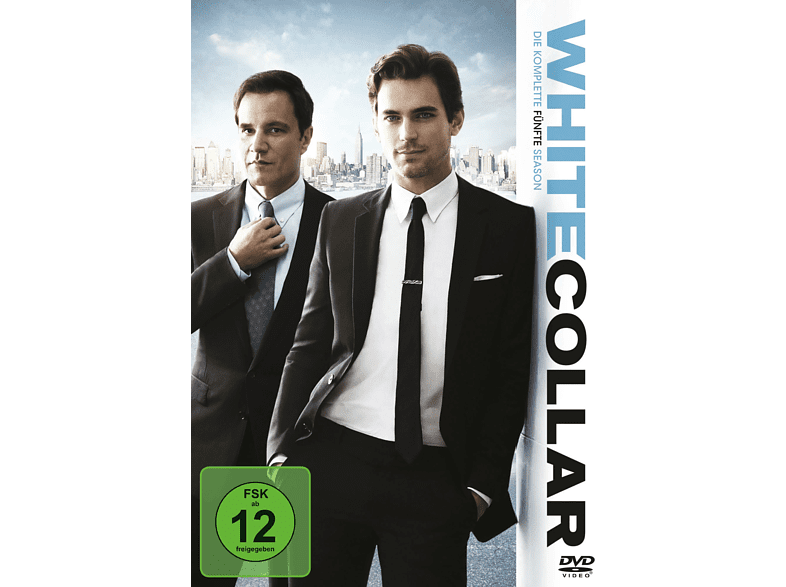 White Collar - Staffel 5 [DVD]