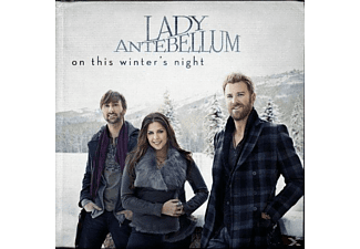 Lady Antebellum - On This Winter's Night - (Vinyl)