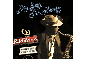 Big Jay Mcneely - Honkin' & Jivin' At The Palomino - (CD)