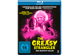 The Greasy Strangler - (Blu-ray)