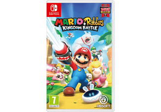 Mario + The Lapins Crétins Kingdom Battle FR/NL Switch