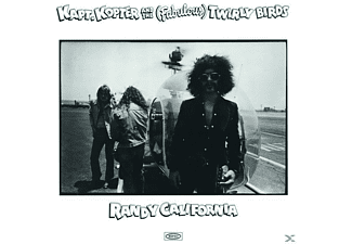 Randy California - Kapt.Kopter And The (Fabulous) Twirlybirds - (Vinyl)