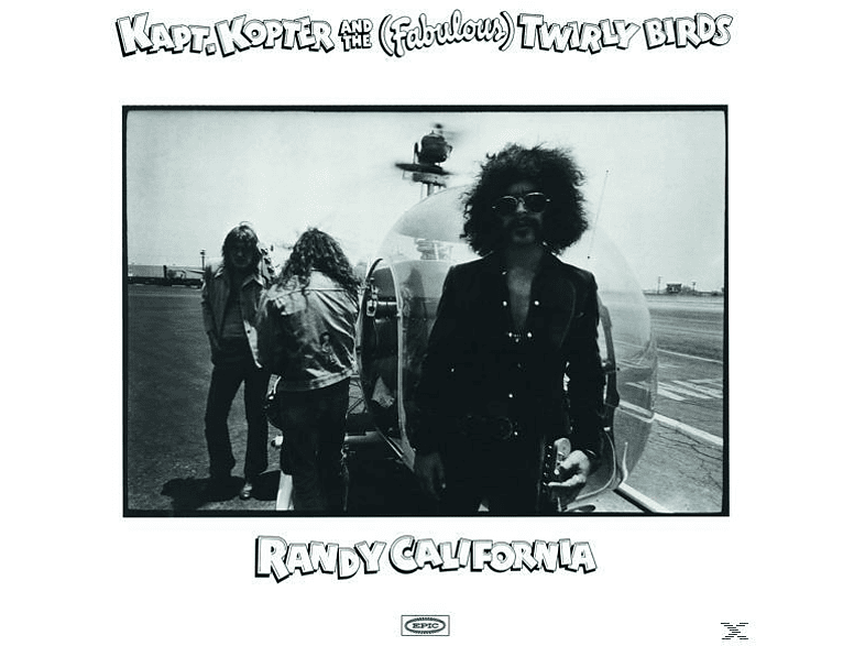 Randy California - Kapt.Kopter And The (Fabulous) Twirlybirds [Vinyl]