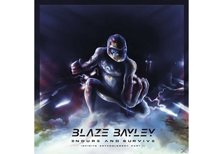 Blaze Bayley - Endure And Survive (2LP) - (Vinyl)