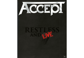 Accept - Restless & Live - (Blu-ray)