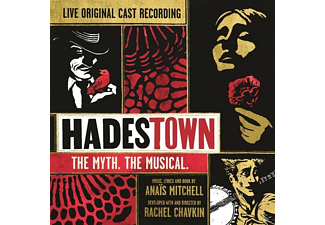 New York Thear Workshop - Hadestown: The Myth.The Musical. - (CD)