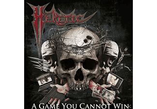 Heretic - A Game You Cannot Win - (CD)