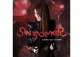 Sin Isomer - Burst Into Isomer - (CD)