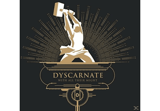 Dyscarnate - With All Their Might - (CD)