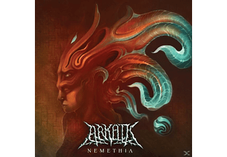 Arkaik - Nemethia - (CD)