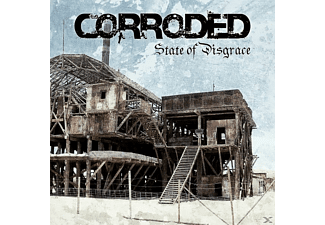 Corroded - State Of Disgrace - (CD)