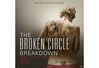 Broken Circle Breakdown Bluegrass Band - Ost/The Broken Circle Breakdown (Ltd.Red Vinyl) - (Vinyl)
