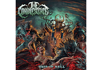 The Convalescense - This Is Hell - (CD)