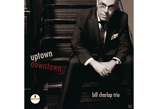 Bill Trio Charlap - Uptown,Downtown - (CD)