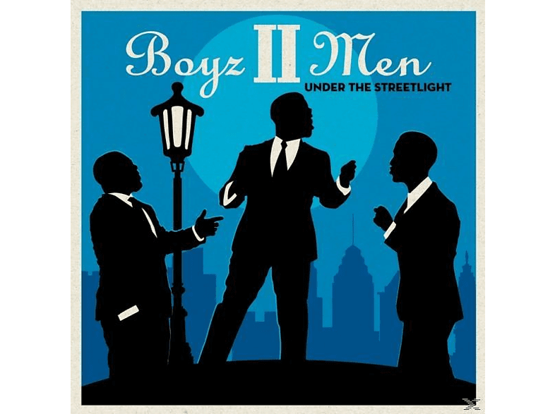 Boyz II Men - Under the Streetlight [CD]
