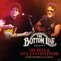 Lou Reed, Kris Kristofferson - In Their Own Words: With Vin Scelsa [CD]