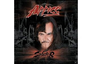 Appice - Sinister - (CD)