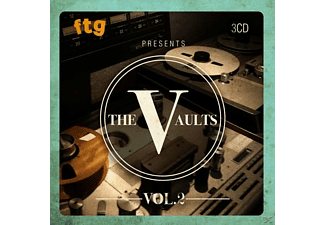 VARIOUS - FTG Presents The Vaults Vol.2 - (CD)