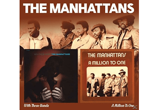 The Manhattans - With These Hands/A Million T - (CD)