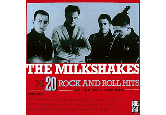 The Milkshakes - 20 Rock And Roll Hits Of The 50s And 60s - (Vinyl)