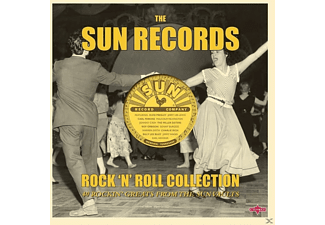 VARIOUS - Sun Records-Rock'n'Roll Collection - (Vinyl)