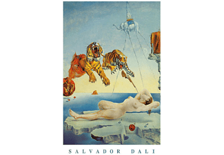 Salvador Dali Poster Dream Cause By a Bee Flight